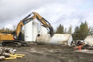 Industrial Demolition Contractors Orlando